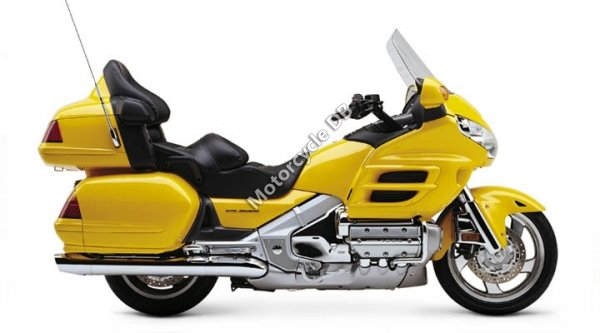 Honda GL 1800 Gold Wing ABS 2004 17022