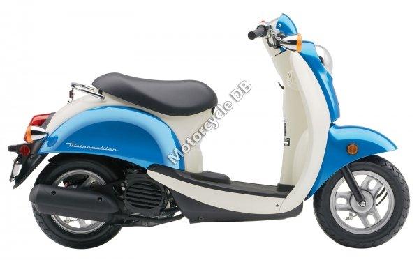Honda Metropolitan 2012 22283