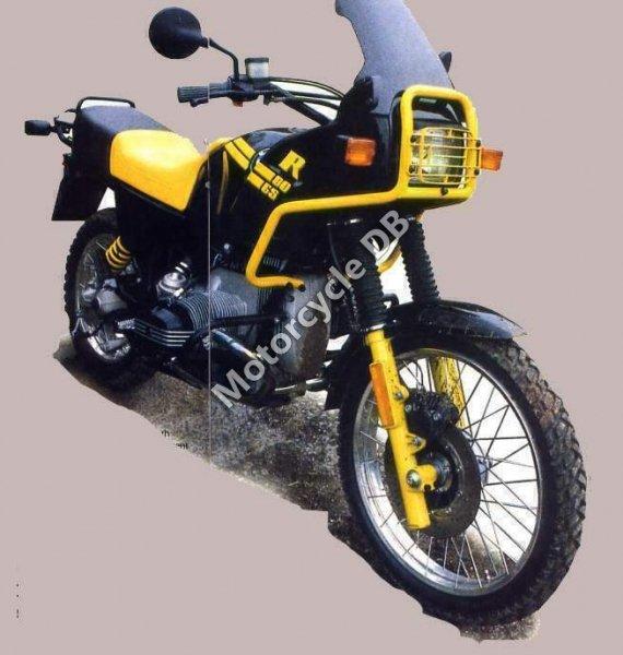 BMW R 80 GS 1990 14438