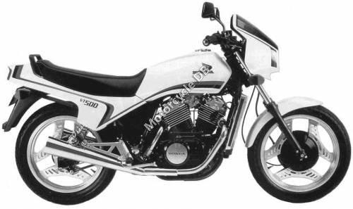 Honda VT 500 E 1983 16705