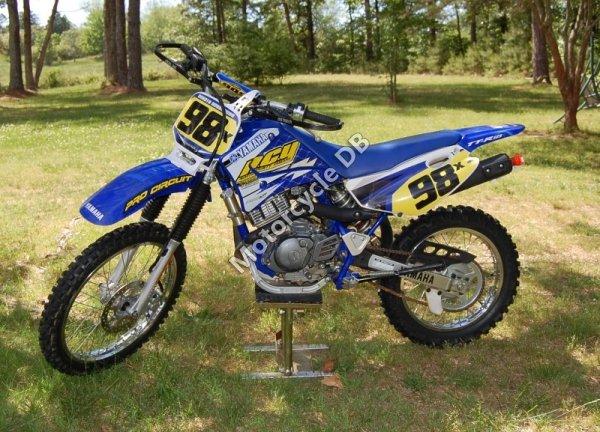 Yamaha TT-R125/LW 2006 13960