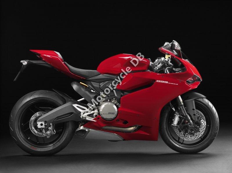 Ducati 899 Panigale 2014 31711