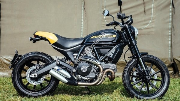 Ducati Scrambler Full Throttle (2018)