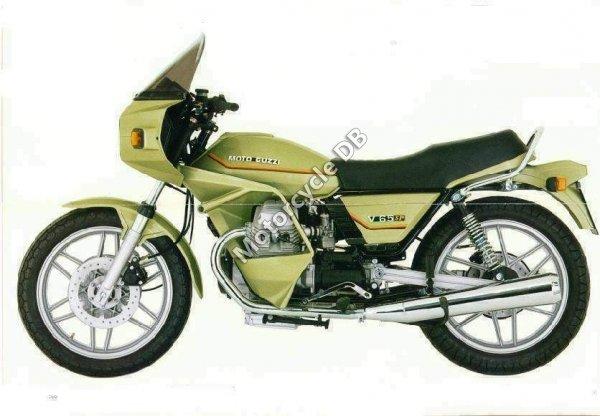 Moto Guzzi V 65 SP 1985 12623