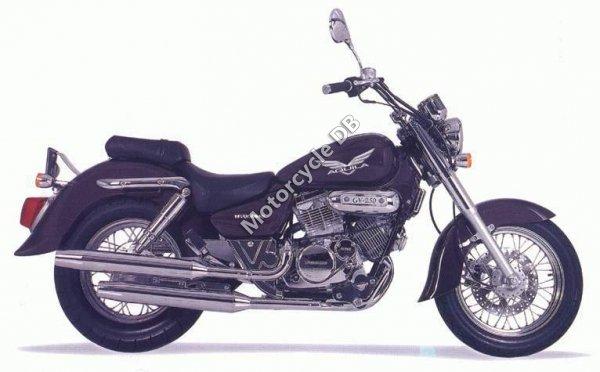 Hyosung GV 250 Aquila 2003 1645