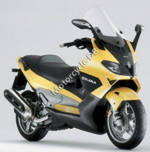 Gilera Nexus 500 2005 14633