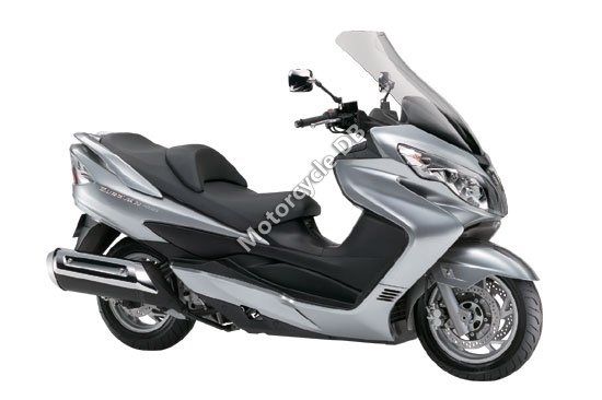 Suzuki Burgman 400 2007 2107