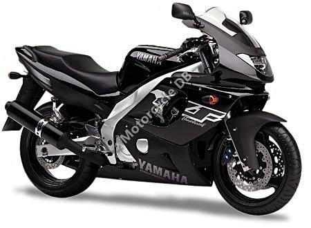 Yamaha YZF 600 R Thundercat 2002 17811
