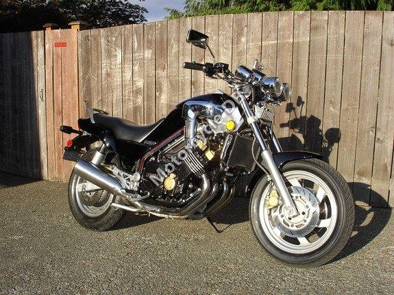 Yamaha FZX 700 Fazer 1986 7213