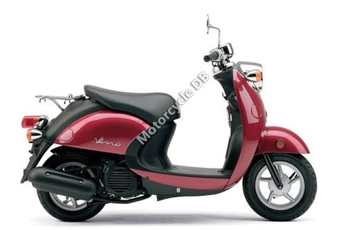 Yamaha Vino Classic 2008 3038