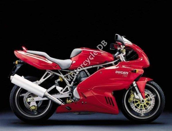 Ducati 750 SS 1998 13279