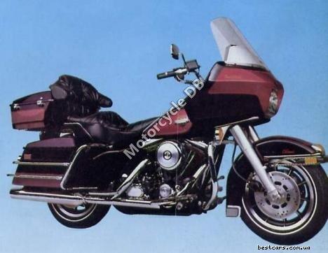 Harley-Davidson FLTC 1340 (with sidecar) 1983 17698