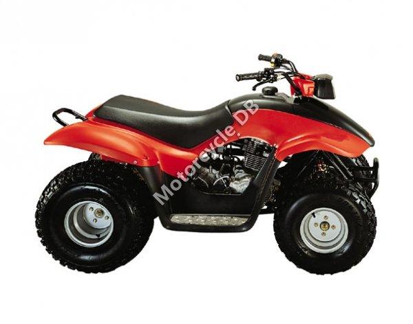Kymco Zing II 125 E3 2010 10564