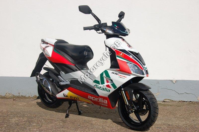 Aprilia SR 50 R 2012 25020