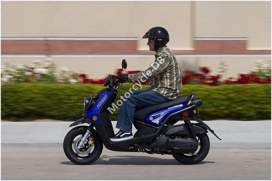 Yamaha Zuma 125 2009 3869