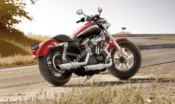 Harley-Davidson Sporster 1200 Custom 2013 22753