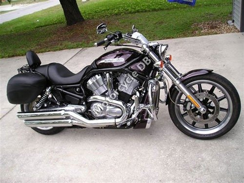 Harley-Davidson VRSCB V-Rod 2005 11372