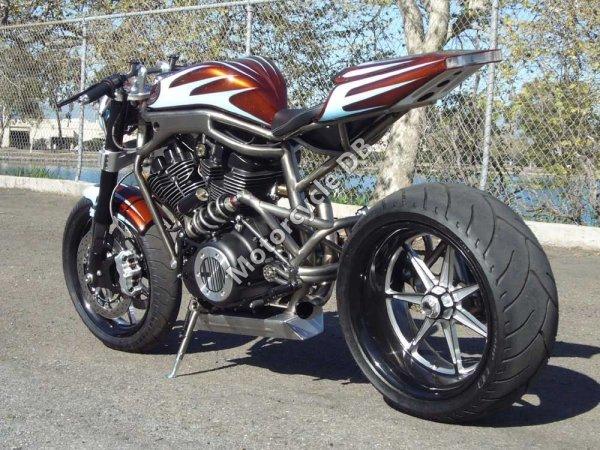 Yamaha RZ 350 1984 10124