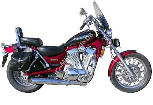 Suzuki VS 1400 GLP Intruder 1996 8700