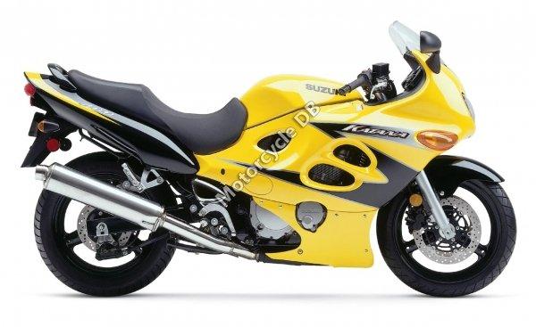 Suzuki GSX 600 F Katana 2003 5923