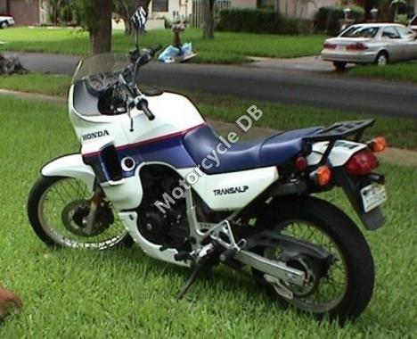 Honda XL 600 V Transalp 1988 12535