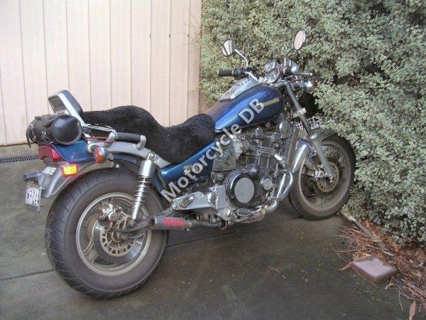 Kawasaki ZL 1000 1987 12626