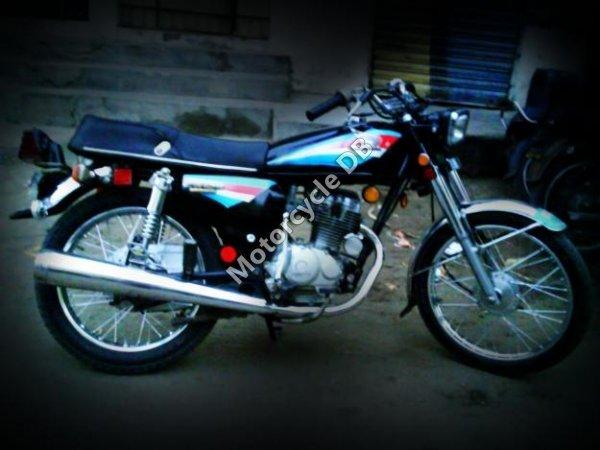 Honda CG 125 2006 14931