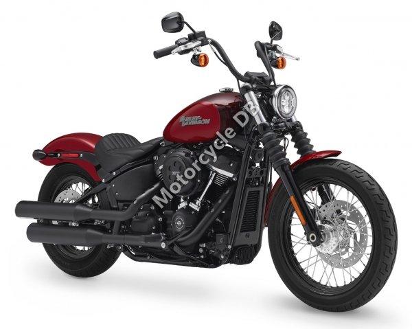 Harley-Davidson Softail Street Bob 2018 24488