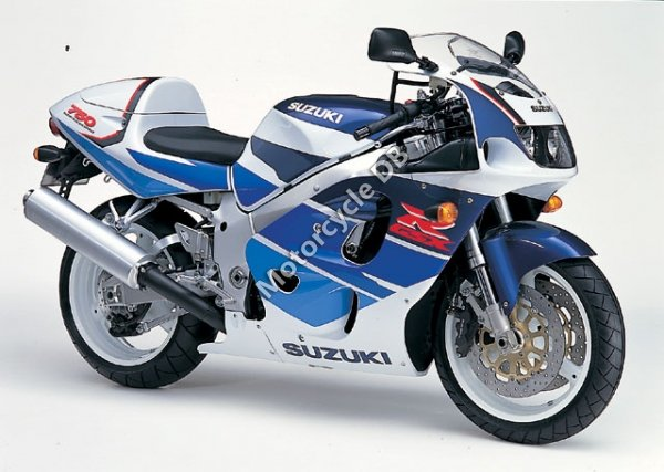Suzuki GSX-R 750 1997 8033