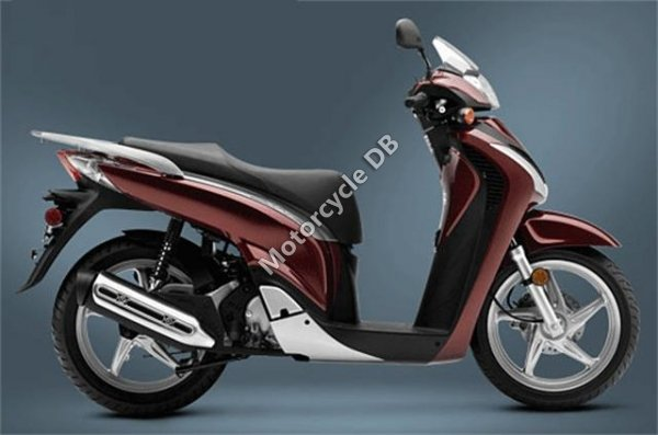 Honda SH150i Special 2011 13387
