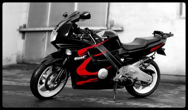 Honda CBR 600 F 1991 79