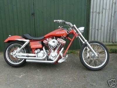 Harley-Davidson FXEF 1340 Fat Bob 1985 8281