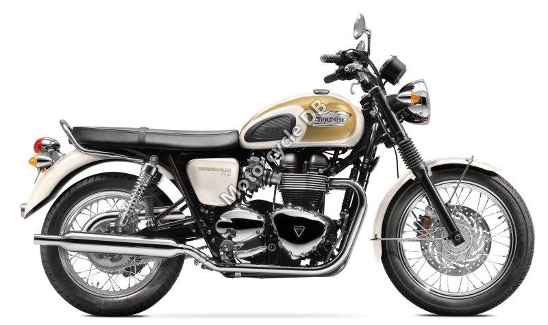 Triumph Bonneville T100 2008 27100