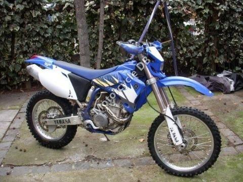 Yamaha WR 450 F 2005 10948