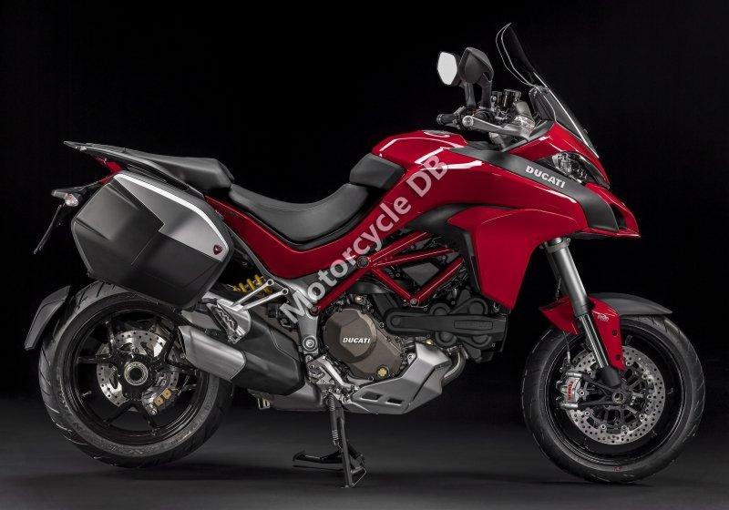 Ducati Multistrada 1200 S 2016 31525