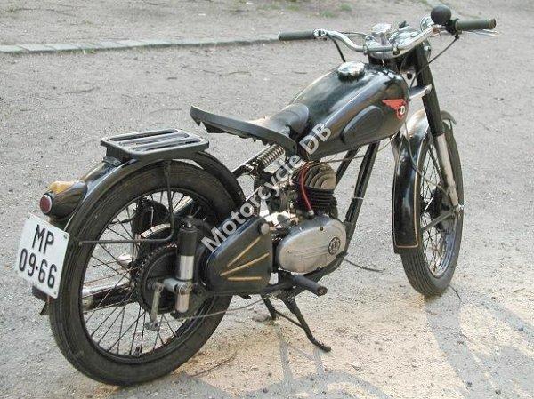 Simson Condor 125 1997 9668