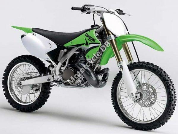 Kawasaki KX 250 2005 8432
