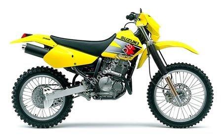 Suzuki DR-Z 250 2002 5962
