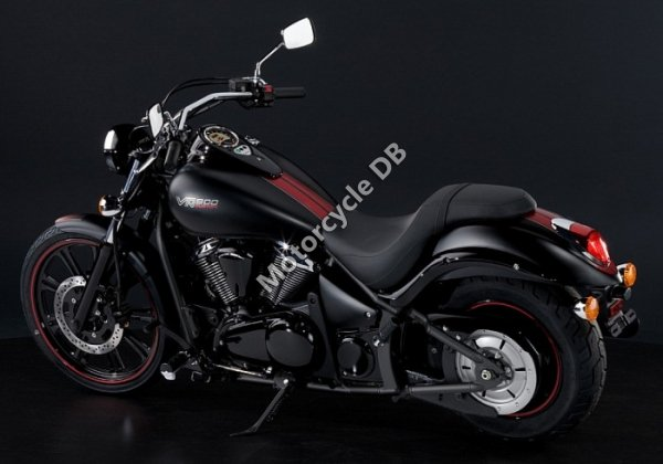 Kawasaki VN 900 Custom 2011 14729