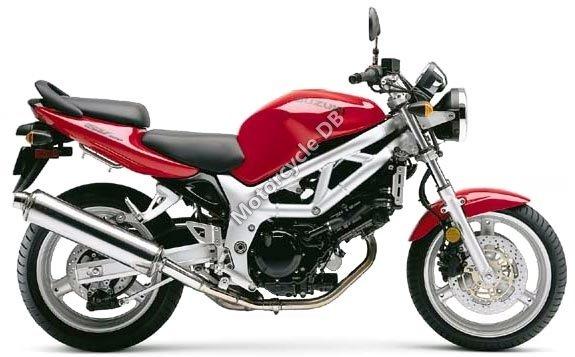 Suzuki SV 650 2001 27977