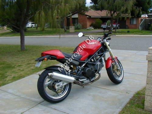 Ducati M 900 Monster 1994 12097