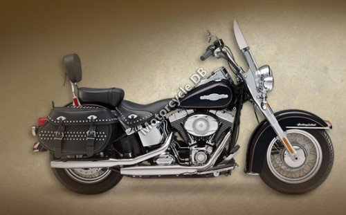 Harley-Davidson FLSTC Heritage Softail Classic Firefighter 2008 20481