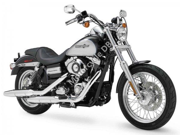 Harley-Davidson FXDC Dyna Super Glide Custom 2012 22329