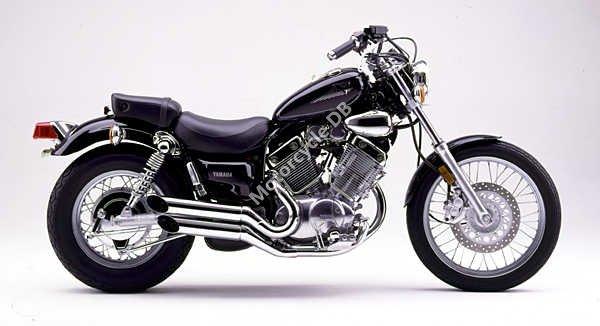 Yamaha XV 535 Virago 1990 13398