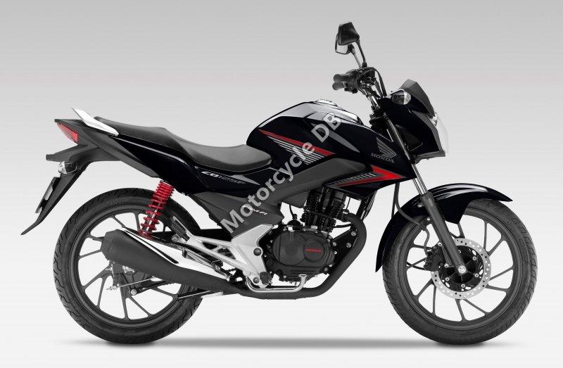 Honda CBF125 2015 30541