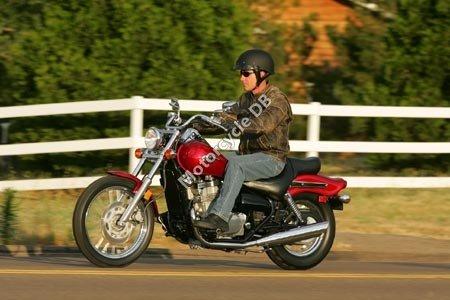 Kawasaki Vulcan 500 LTD 2006 5676