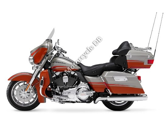Harley-Davidson FLHTCUSE4 CVO Ultra Classic Electra Glide 2009 3169
