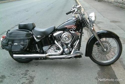 Harley-Davidson FLSTC 1340 Heritage Softail Classic 1988 11658