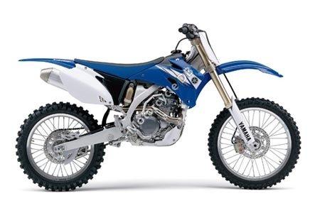 Yamaha YZ 250 F 2006 5209