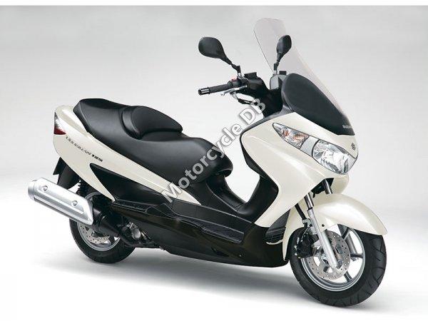 Suzuki Burgman 125 2013 23090